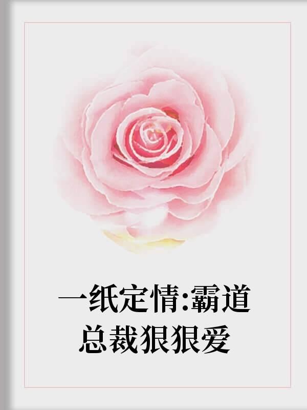 一纸定情霸道总裁狠狠爱小说-顾小暖陆深廷无错版阅读